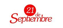 21 de Septiembre