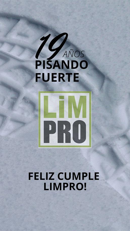 Feliz Cumple LimPro!